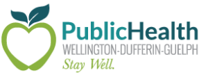 Wellington-Dufferin-Guelph Public Health logo