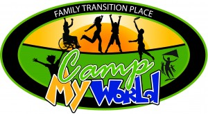 Camp MyWorld 2016 logo