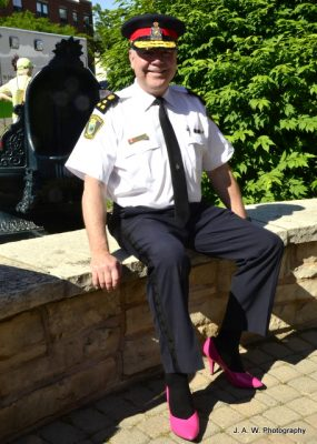 Chief Wayne Kalinski