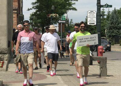 Mentors walk 2017