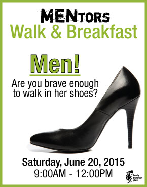Link to MENtors Walk & Breakfast