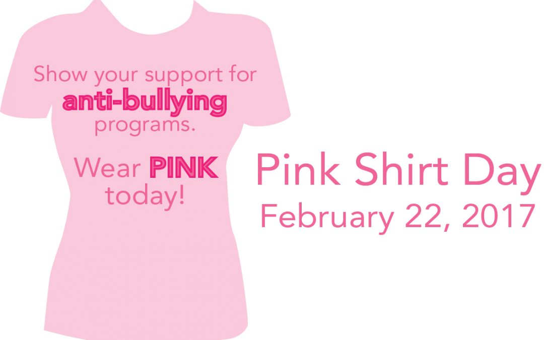 Pink Shirt Day - February 22 | Family Transition Place