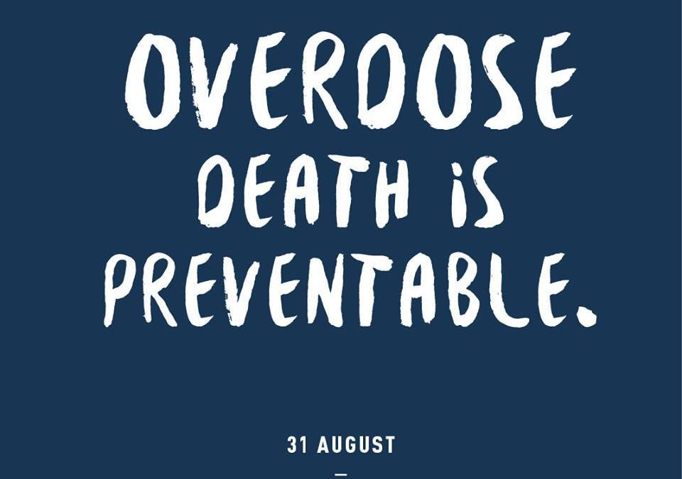 Dufferin's 1st Annual Overdose Awareness Day
