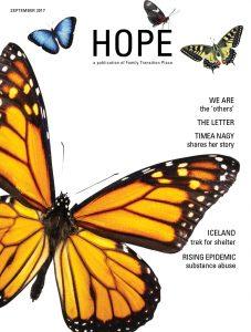 HOPE magazine Cover