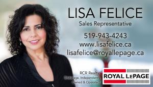 Lisa Felice logo