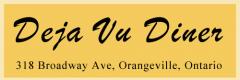 DeJa Vu Diner logo from webpage