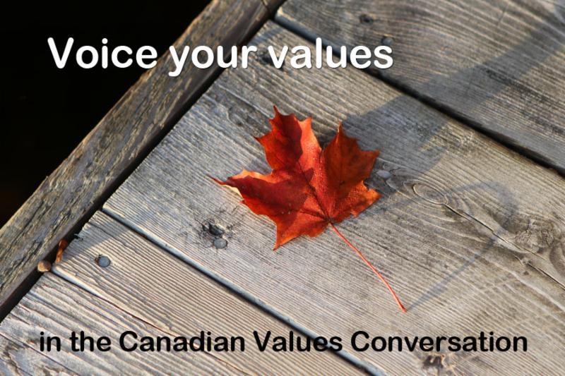 voice your values