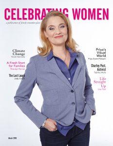 CW magazine cover 2018