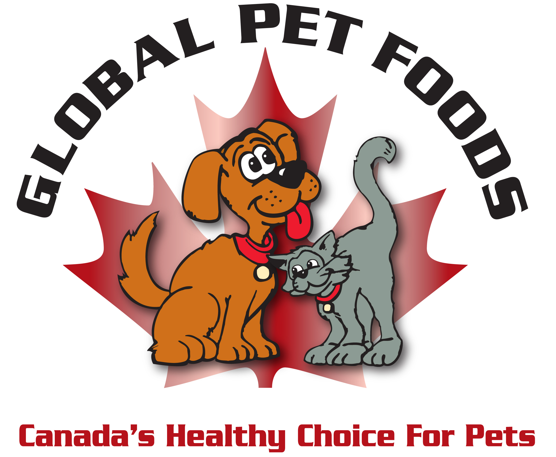 Global Pet Foods logo