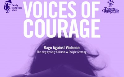 Tickets on sale for Voices of Courage – Rage Against Violence