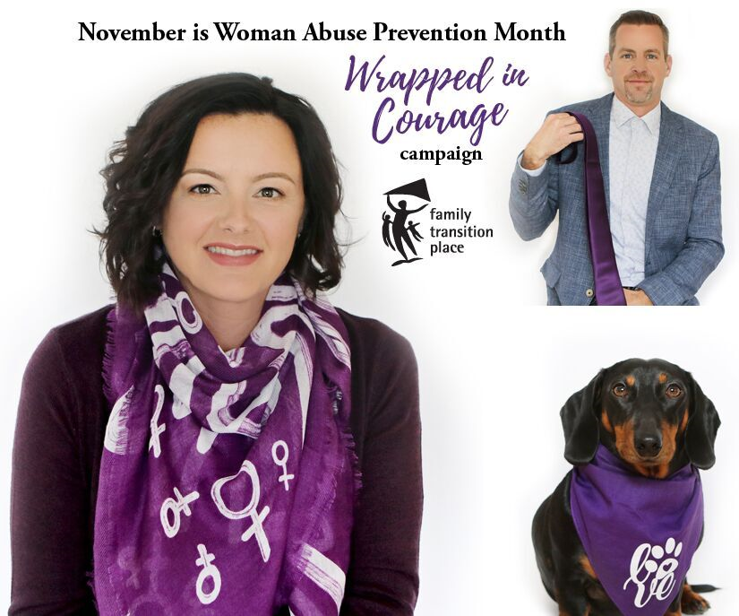 Wrapped in Courage 2018