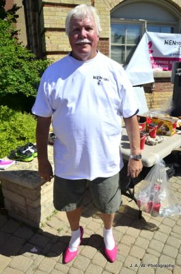 Orangeville Councillor Don Kidd