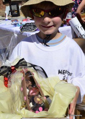 Youngest participant