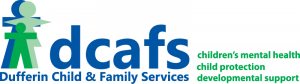 dcafs logo side services