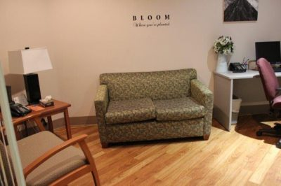 Image of a Counselling room