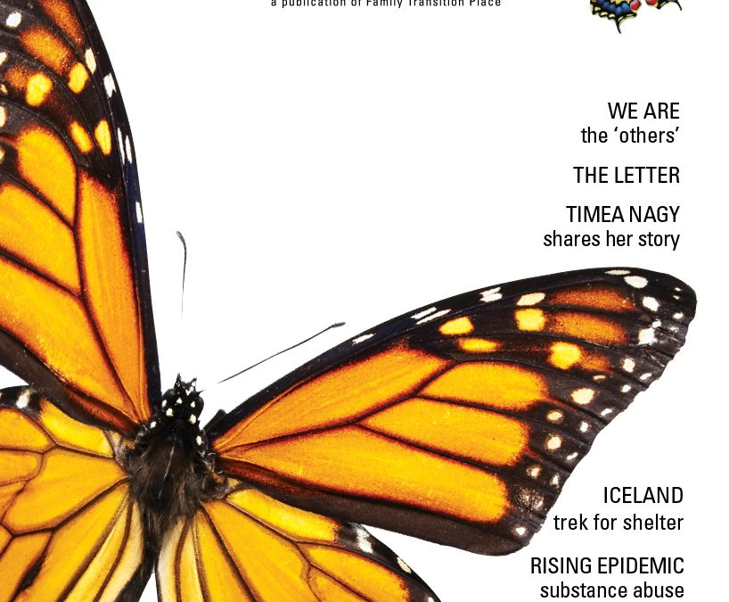 HOPE – a publication of Family Transition Place