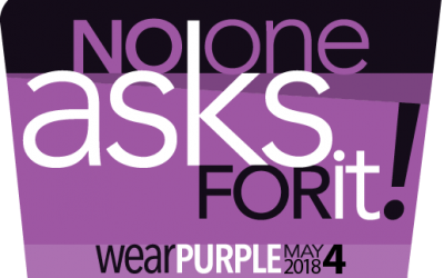 May is Sexual Assault Awareness/Prevention Month