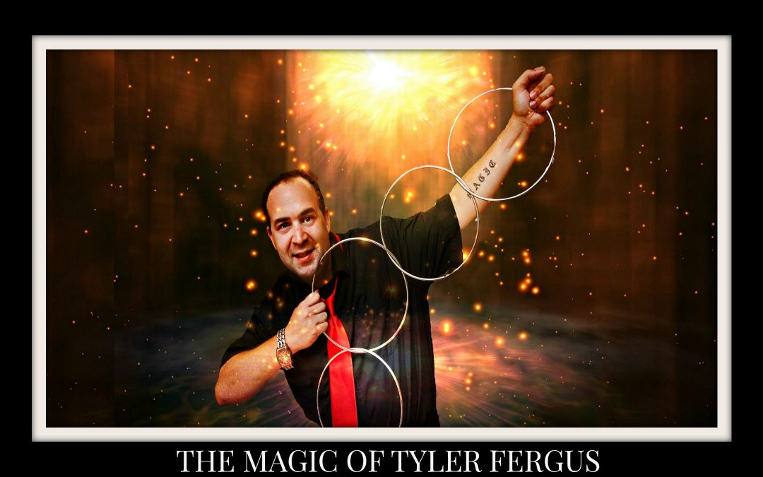 Magic Show Featuring the Magic of Tyler Fergus
