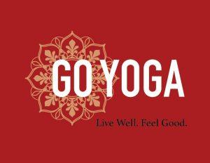 GoYoga red logo