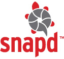 snap'd logo