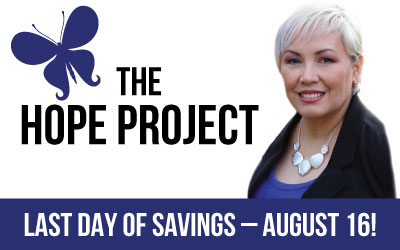 Register for the HOPE Project TODAY!