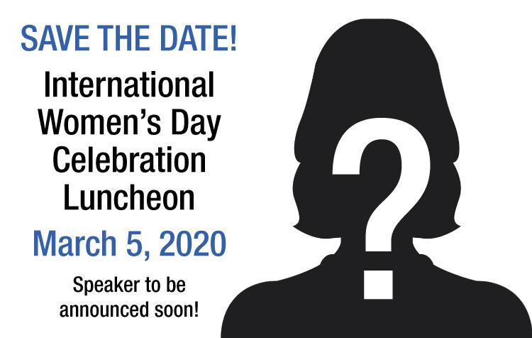 International Women's Day Celebration Luncheon