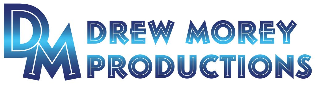 Drew Morey Productions logo