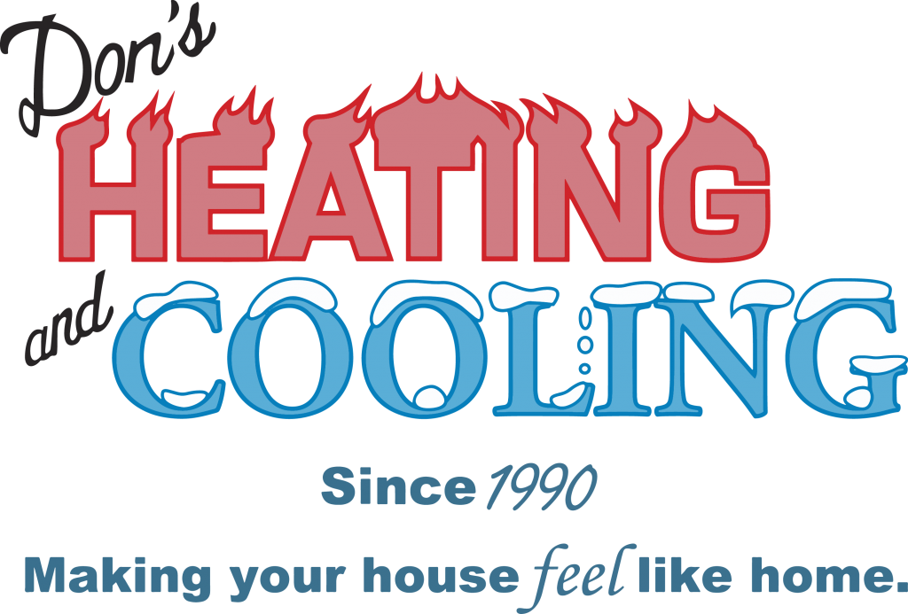 Don's Heating and Cooling logo