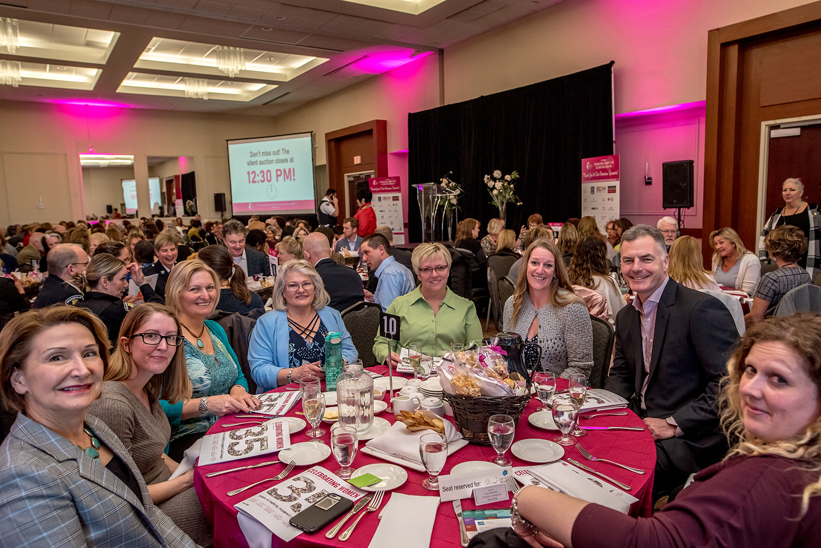 2020 International Women's Day Celebration Luncheon