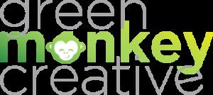 Green Monkey Creative logo