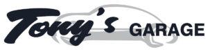 Tony's Garage new logo