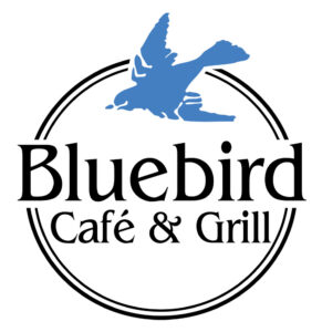 Bluebird Cafe and Grill logo