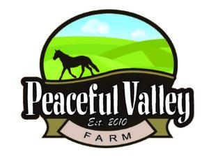 Peaceful Valley Farm logo