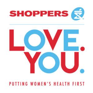 Shoppers Love. You. logo