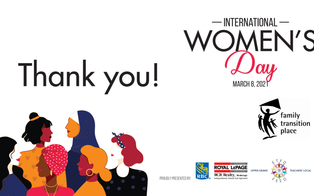 Thank you for supporting our Phenomenal Women Campaign