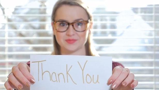 Gratitude contest winners!