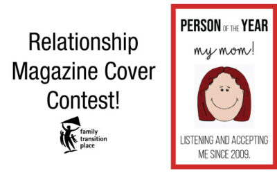Relationship Magazine Cover Contest