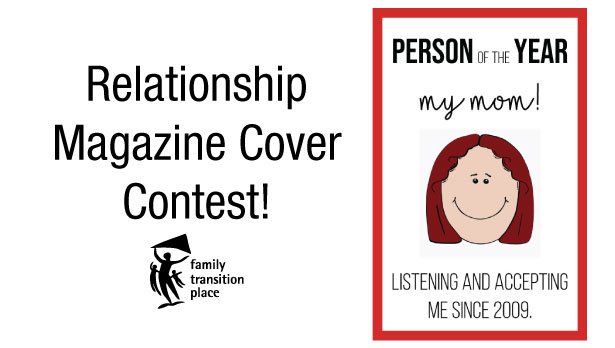 Congratulations to the winners of our Relationship Magazine Cover Contest!