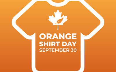Orange Shirt Day and the National Day for Truth and Reconciliation